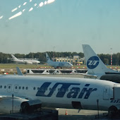 Аэропорт  Vnukovo International Airport
