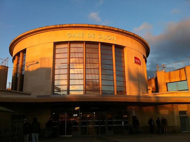 Dijon - Gare