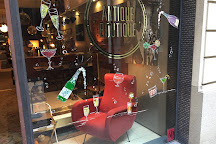 Antiques and Boutiques, Barcelona, Spain