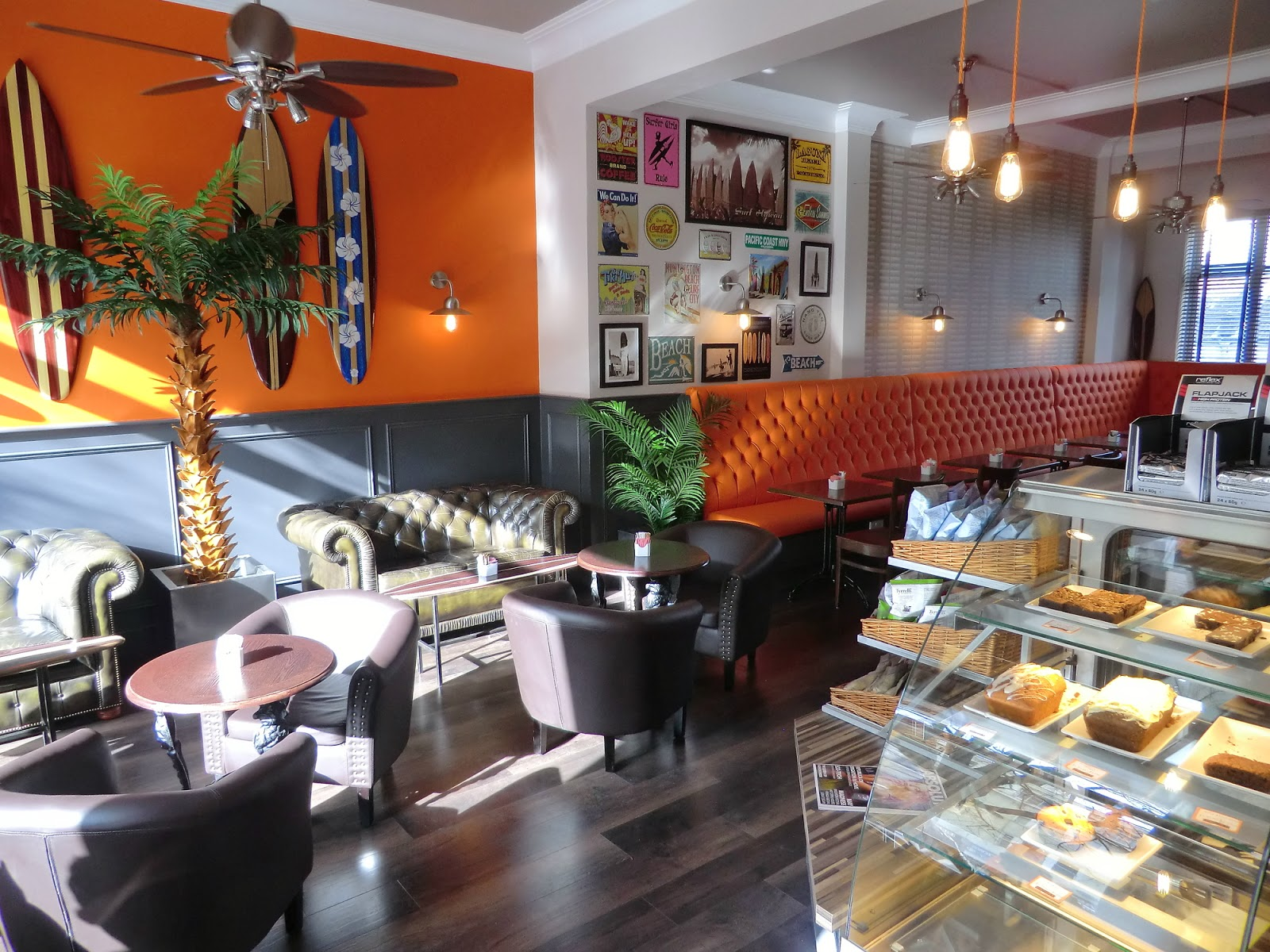 Lovefit Café: A Work-Friendly Place in Brighton