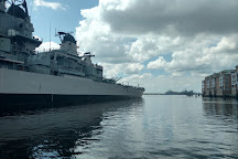 Battleship Wisconsin, Norfolk, United States