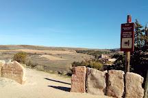 Mirador del Alcazar y los dos Valles, Segovia, Spain