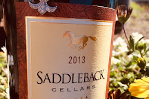 Saddleback Cellars, Oakville, United States