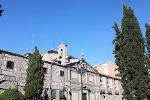 Plaza de las Descalzas, Madrid, Spain