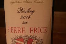 Pierre Frick, Pfaffenheim, France