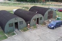 Rougham Control Tower Aviation Museum, Bury St. Edmunds, United Kingdom