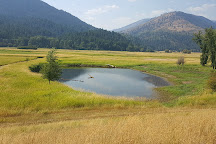 Kootenai National Wildlife Refuge, Bonners Ferry, United States