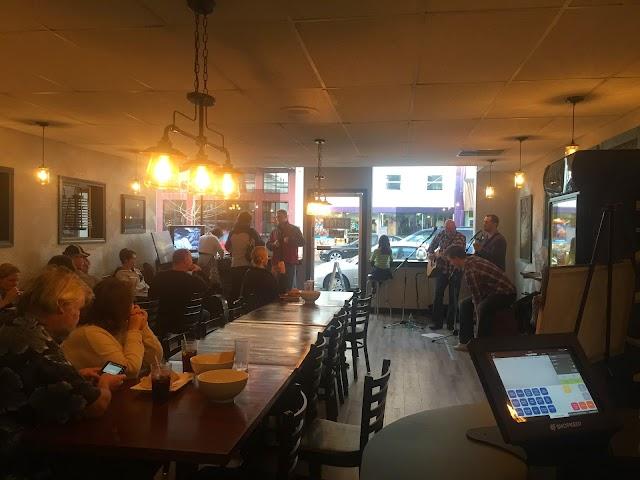 Clark's Bistro and Pub