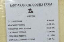 Sandakan Crocodile Farm, Sandakan, Malaysia