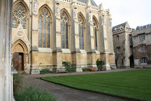Exeter College, Oxford, United Kingdom