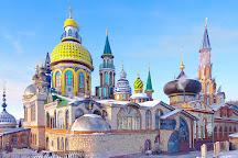 Parallel 60, St. Petersburg, Russia