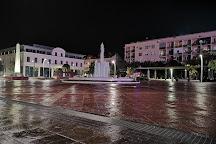 Independence Square, Podgorica, Montenegro