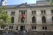 New York Public Library for the Performing Arts, New York City, United States