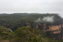 The National Pass, Blue Mountains National Park, Australia