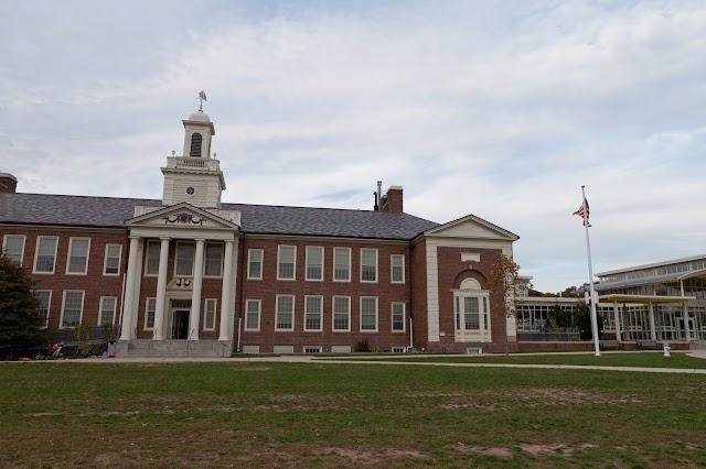 Mullen-Hall School