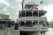Jungle Queen Riverboats, Fort Lauderdale, United States