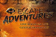 Escape Adventures, Frankfurt, Germany