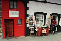 Smallest House in Britain, Conwy, United Kingdom