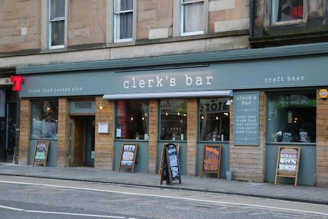 Clerk's Bar