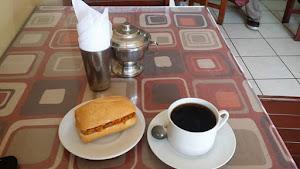 Cafeteria El Panamericano 1