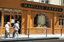 Mariage Freres, Paris, France