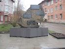 Мемориал Ликвидаторам на фото Чусового