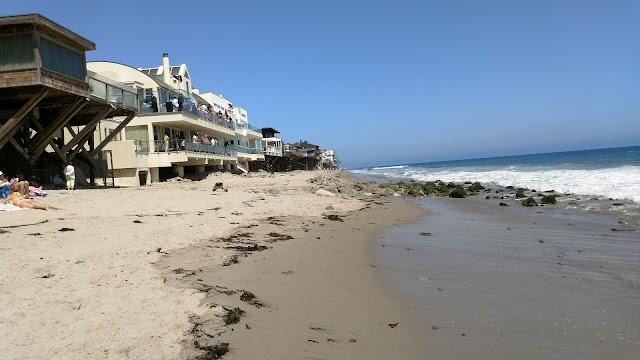 Public Beach Access Point