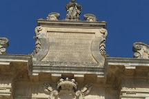 Porta San Biagio, Lecce, Italy