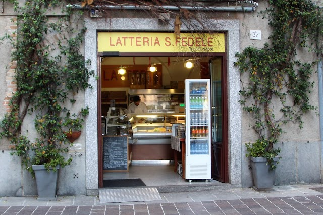 Latteria San Fedele Como