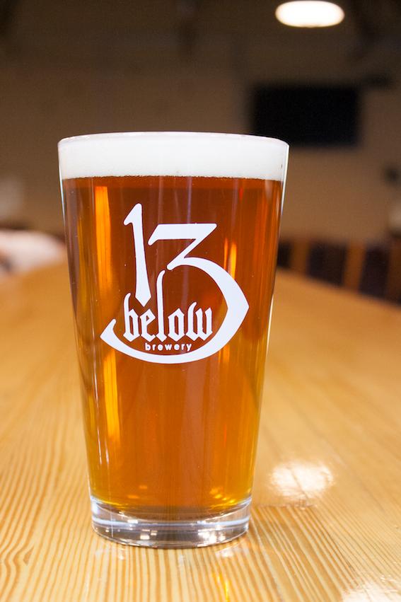 13 Below Brewery