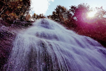 Bridal Veil Falls Waterfall, Chilliwack, Canada
