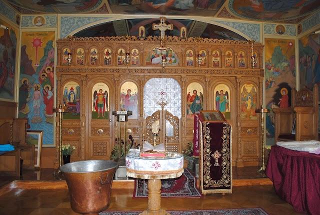 Rumänisch-orthodoxe Kapelle