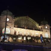 Станция  Basel SBB