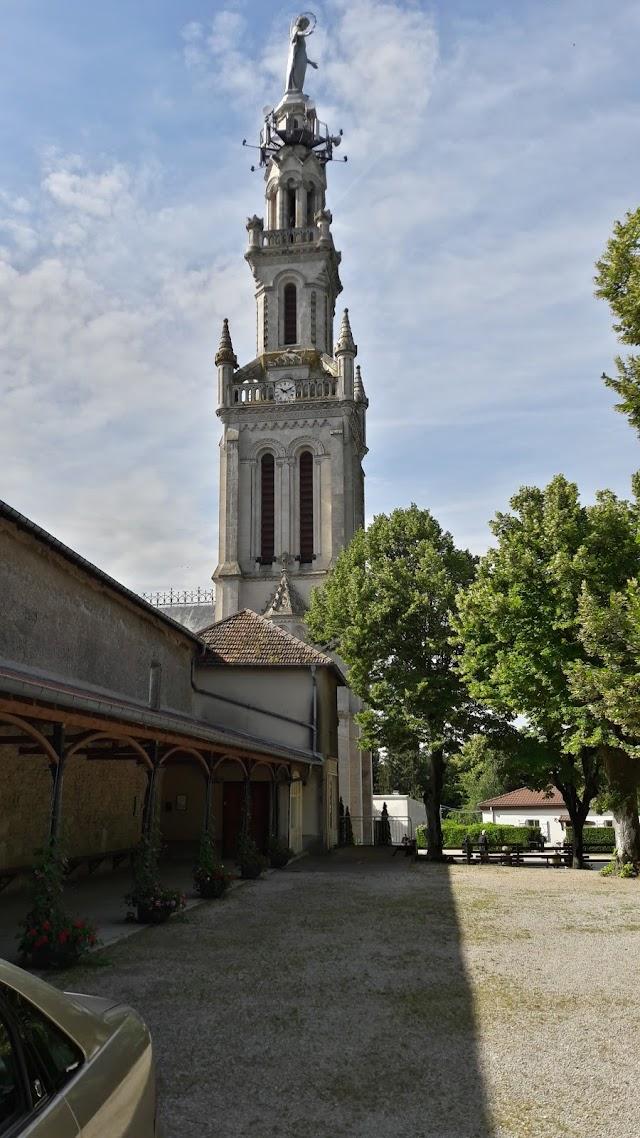 Basilique Notre-Dame de Sion
