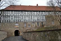 Herzberg Castle, Herzberg am Harz, Germany