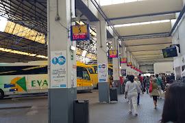 Станция  Lisboa   Sete Rios