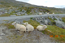 Nasjonale Turistvegar Gamle Strynefjellsvegen, Stryn, Norway