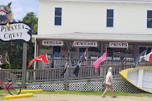 Pirates Chest, Ocracoke, United States