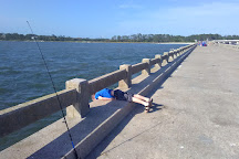 George Crady Bridge Fishing Pier State Park, Fernandina Beach, United States