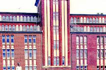 Zentralbibliothek, Hamburg, Germany