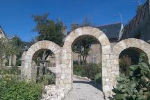 Le Jardin de la Retraite, Quimper, France