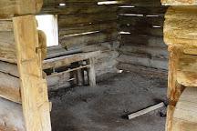 Cunningham Cabin, Moran, United States