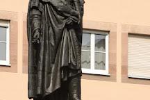 Albrecht-Duerer Denkmal, Nuremberg, Germany
