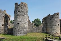Le Chateau de Commequiers, Commequiers, France