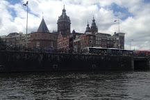 Damrak, Amsterdam, The Netherlands