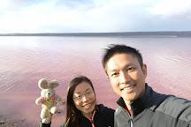 Pink Lake, Kalbarri, Australia