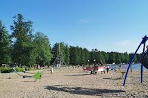 Aurlahti Beach, Lohja, Finland