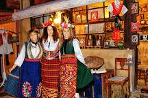 Old Plovdiv Retro Photo, Plovdiv, Bulgaria