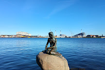 The Little Mermaid (Den Lille Havfrue), Copenhagen, Denmark