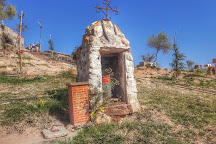 Shrine of the Difunta Correa, Caucete, Argentina